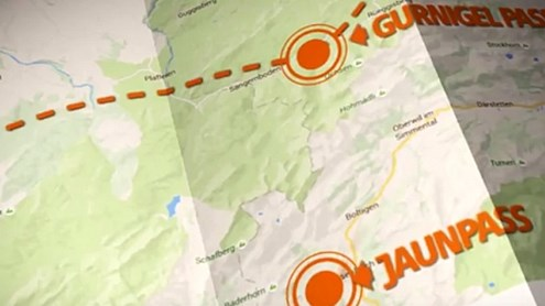 Tourentipp: Berner Oberland -  Von Bikern für Biker