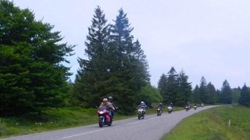 Motorradtouren - Liebliches, nahes Elsass