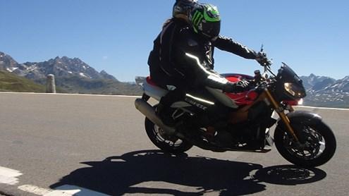 Motorradtouren - Fünf Pässe - Fünf Kantone