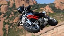 Ducati Monster 1100 - Monströs!