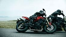 Triumph Speed Triple - Radikale Bodybuilder-Optik