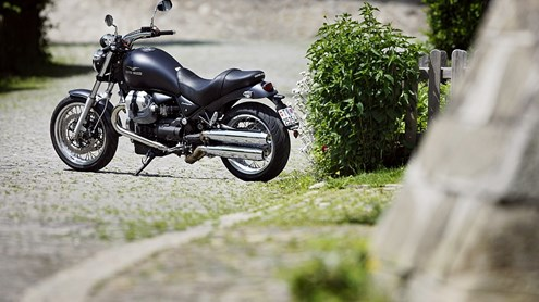 Test - Moto Guzzi Bellagio - Black Pearl