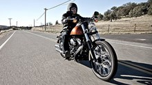 News - Harley-Davidson Blackline - B(l)ack to the roots