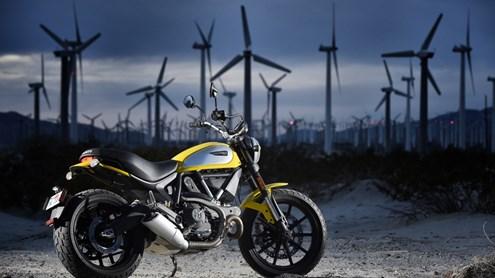 Les cinq grandes motos de l'année