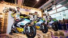 Les nouvelles motos de Domi, Tom et Robin