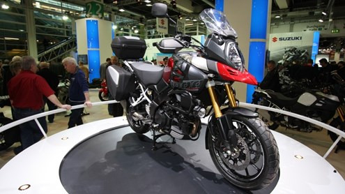 La galerie du salon Swiss-Moto 2014