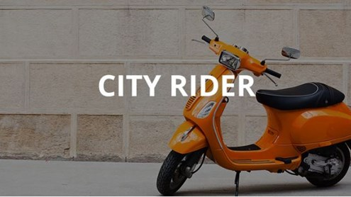 Moto-Types wanted - City Rider