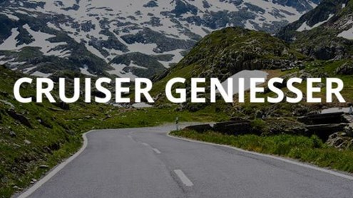 Moto Types wanted - Cruiser Geniesser
