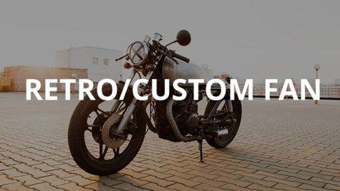 Moto-Types wanted - Retro/Custom Fan
