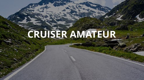 Moto-Types wanted - Cruiser en détendu