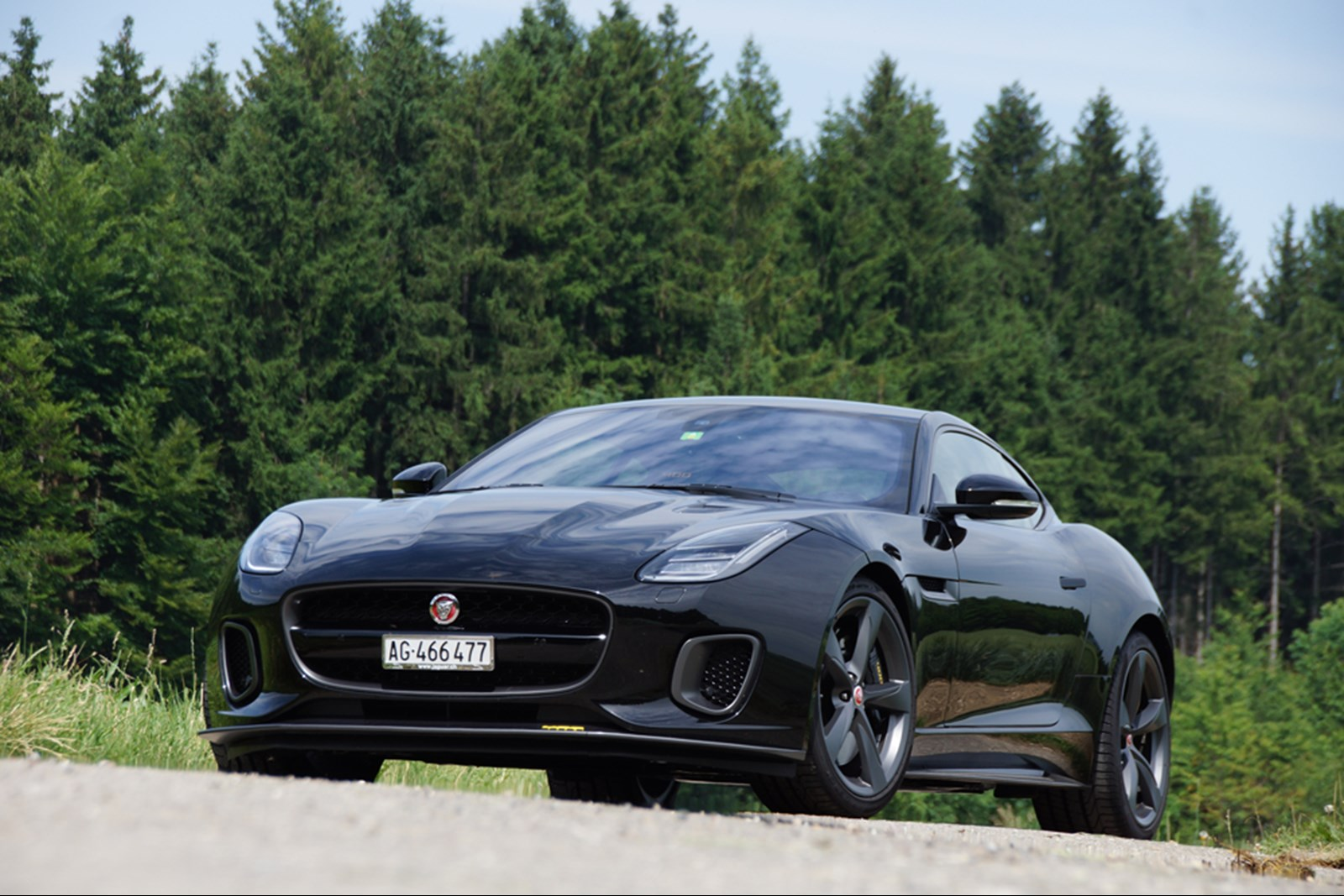 jaguar f type der sound macht den sport. Black Bedroom Furniture Sets. Home Design Ideas