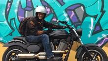 Una moto per godersi la strada