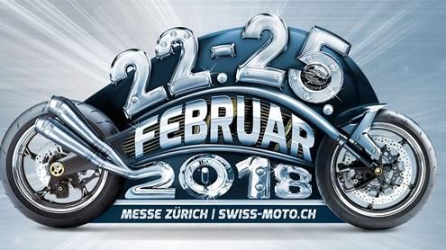 Gewinnen Sie Tickets für die Swiss-Moto 2018