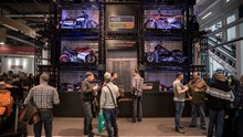 Nouveautés de la Swiss-Moto 2018