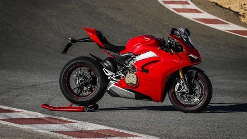 Ducati Panigale V4 S - Primadonna