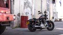 Harley-Davidson Sportster 1200 - Auf die Details kommt es an