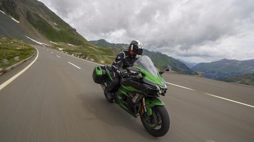 Kawasaki Ninja H2 SX SE - Wenn Sporttouring, dann so!