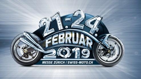 In palio i biglietti per la SWISS-MOTO 2019