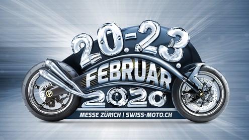 Gewinnen Sie Tickets für die SWISS-MOTO 2020