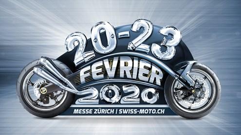 Gagnez des billets pour la SWISS-MOTO 2020