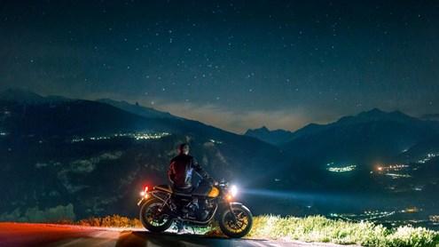 Motorräder für Anfänger